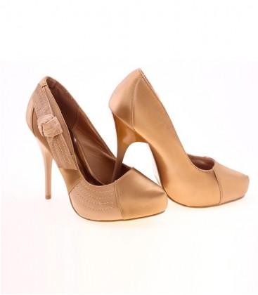 Paris fashion trends in women platform Pumps Wedge Heel Open Toe Sandals Heels